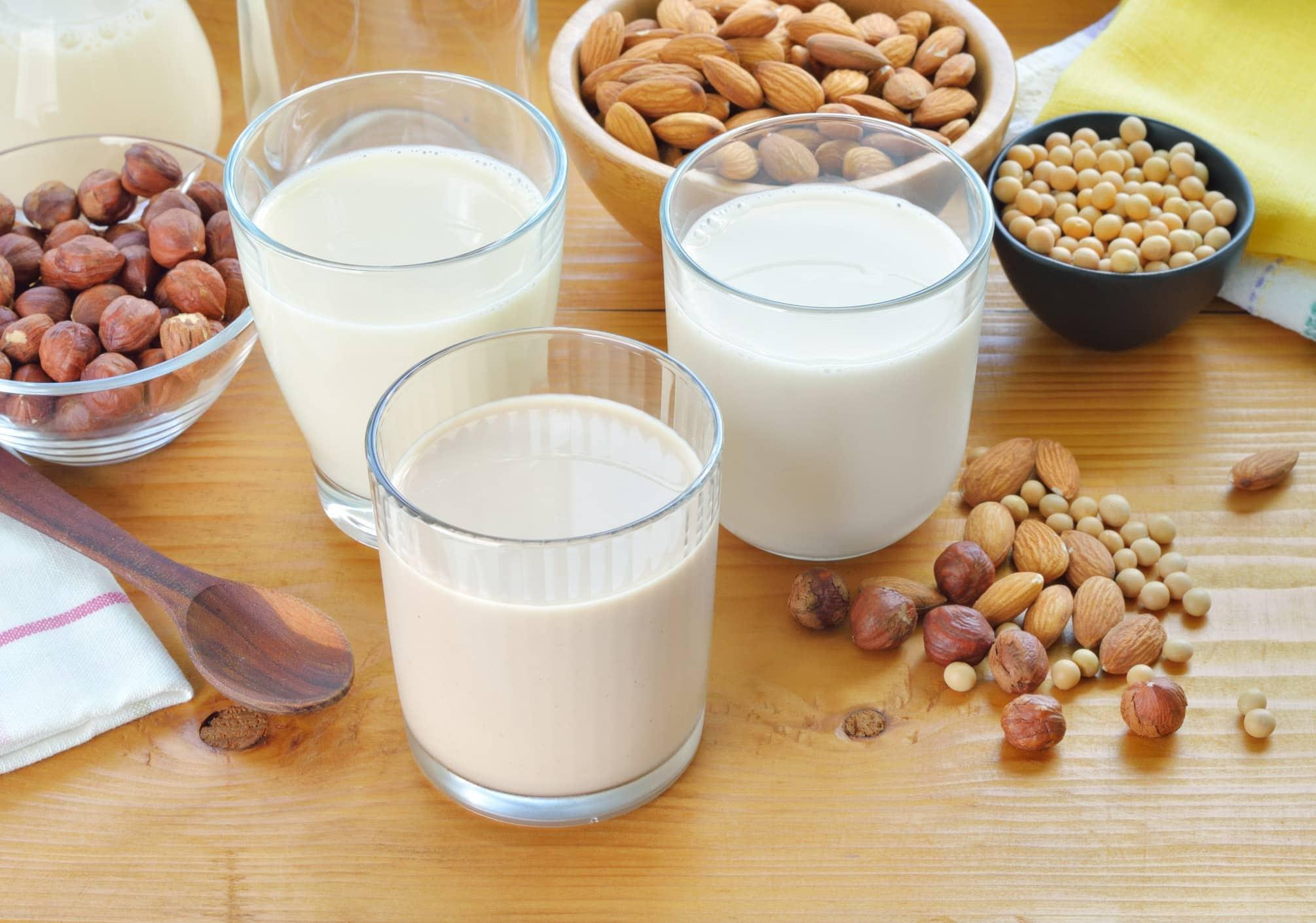 Laits sans lactose, la solution «healthy»