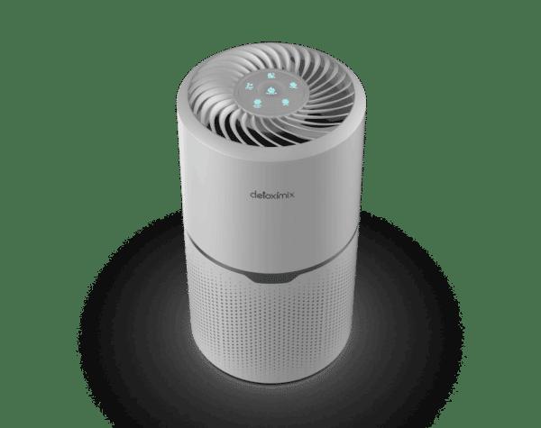 AIR PURIFIER 1.41 VUE DE HAUT TABLEAU COMMANDE Copier