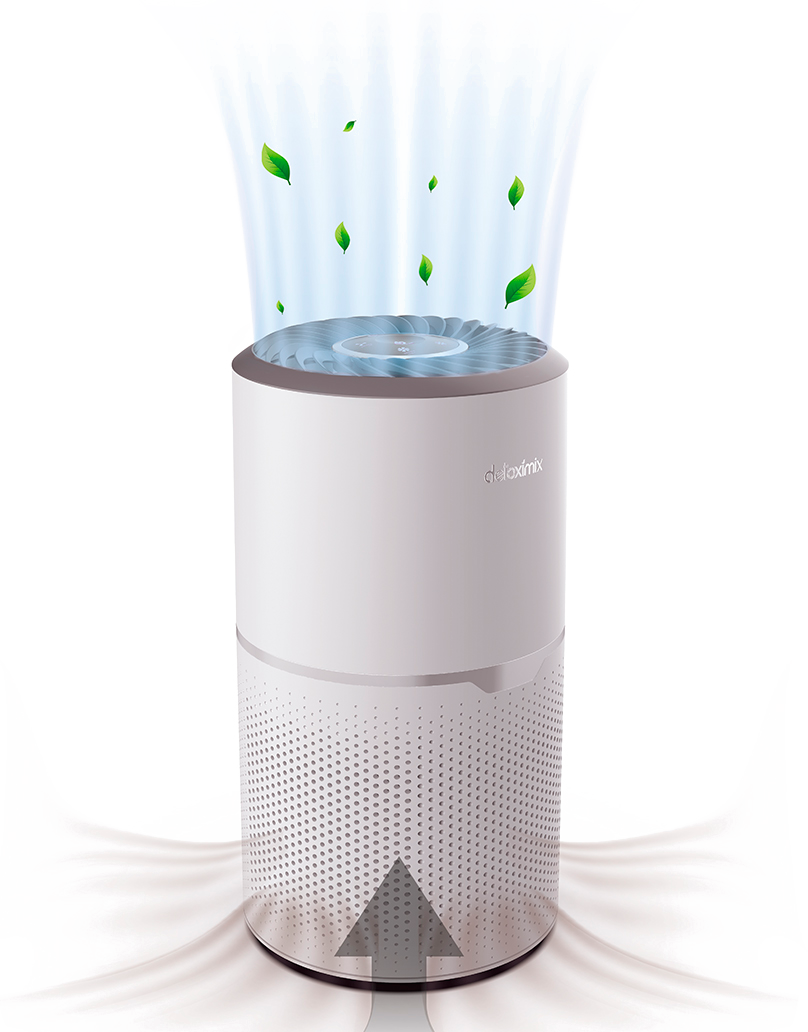 air purifier air purifier suction system