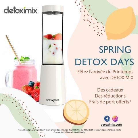 Días de desintoxicación de primavera - Días de desintoxicación de primavera