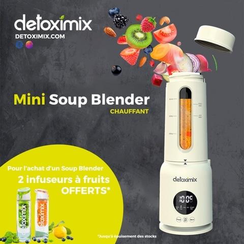 offre soup blender detoximix